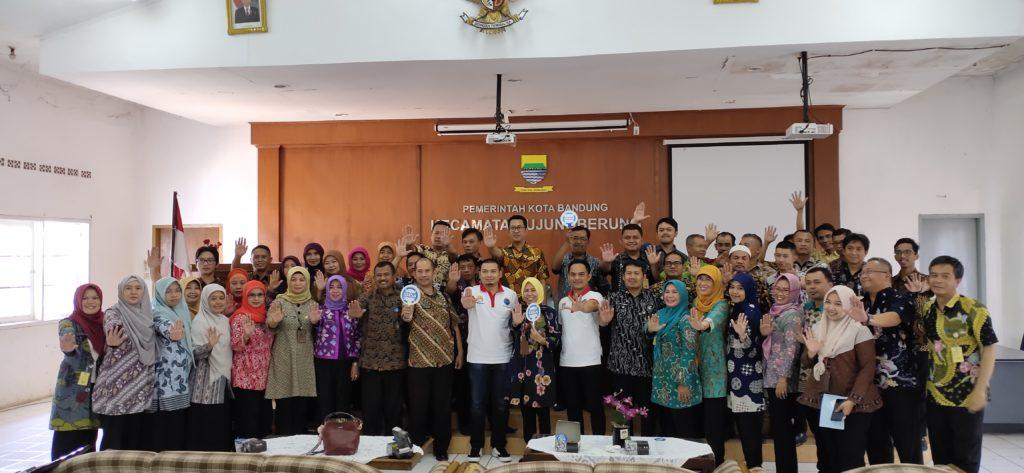 ASN Kaget, BNN Kota Bandung Berantas Narkoba di Kantor Kecamatan