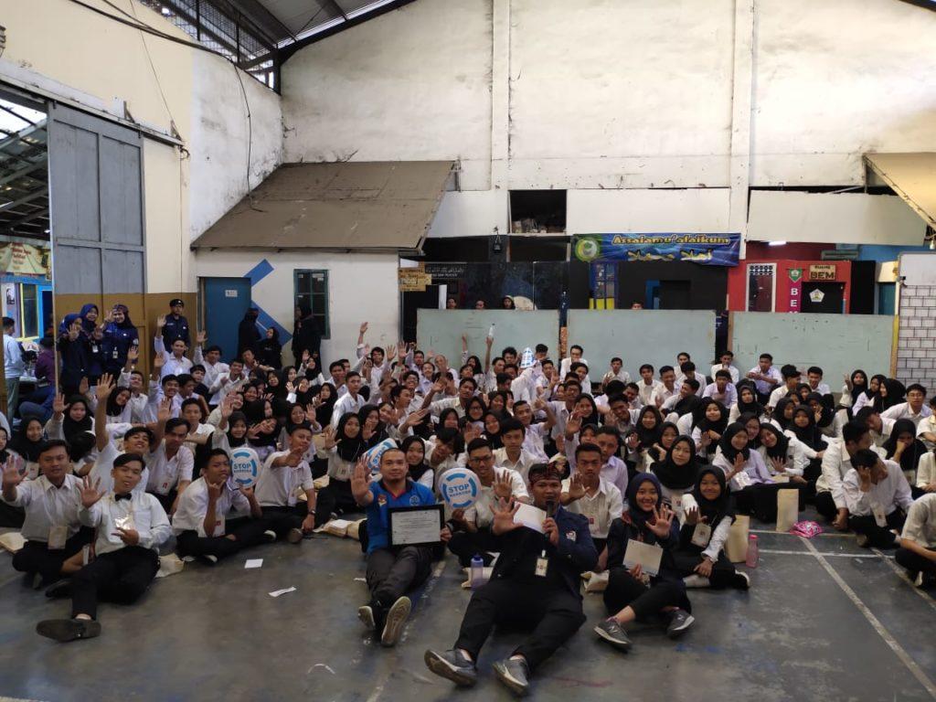 Kunjungi Kampus STMIK Mardira, BNN Kota Bandung berikan Informasi mengenai Narkoba