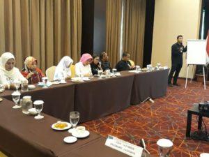 Penggiat Anti Narkoba BNN Kota Bandung dari Instansi Pemerintah (Kelurahan)