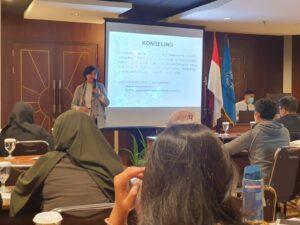 Asistensi Penguatan dalam rangka pembentukan relawan anti narkoba