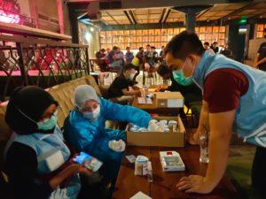 Selamatkan masyarakat dari ancaman narkoba, BNN Kota Bandung kembali masuk diskotik