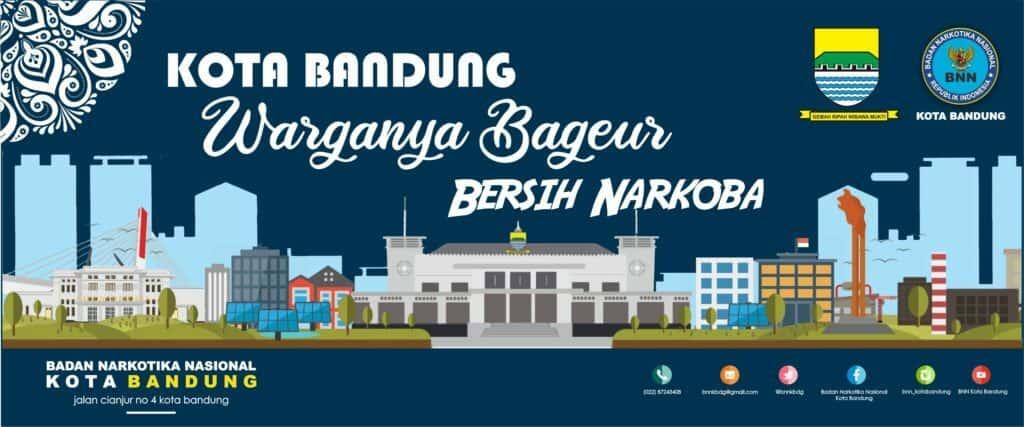 Sejarah BNN Kota Bandung