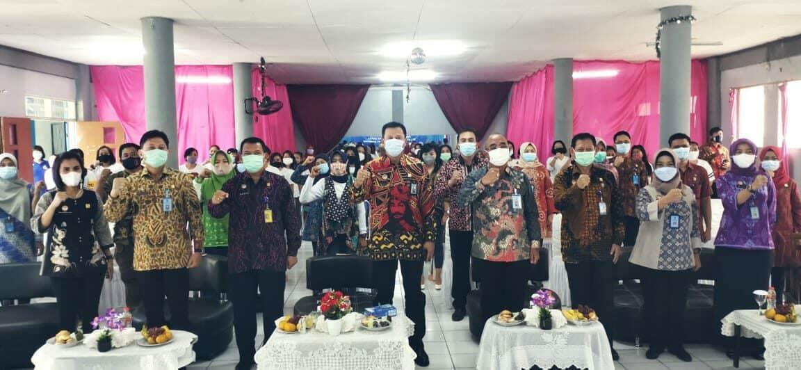 BNN Kota Bandung hadiri Pembukaan Program Rehabilitasi Bagi WBP Pecandu NAPZA Lapas Perempuan Bandung