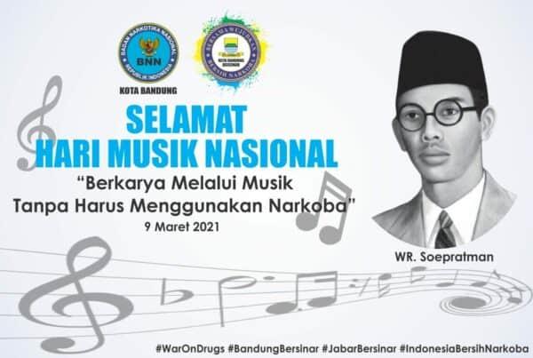 Selamat hari Musik Nasional