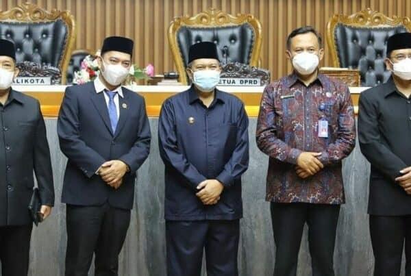 DPRD Kota Bandung menetapkan Rancangan Peraturan Daerah P4GNPN menjadi PERDA Kota Bandung