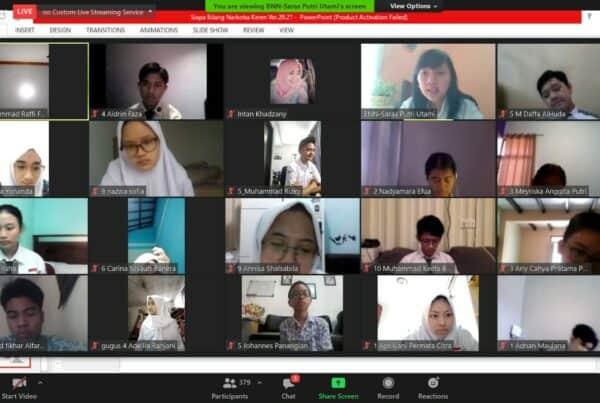 Kenalkan Bahaya Narkoba di Masa Pengenalan Lingkungan Sekolah (MPLS) pada 3 Sekolah di Kota Bandung